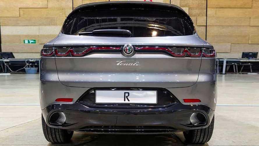 Alfa Romeo Tonale, le prime foto in rete