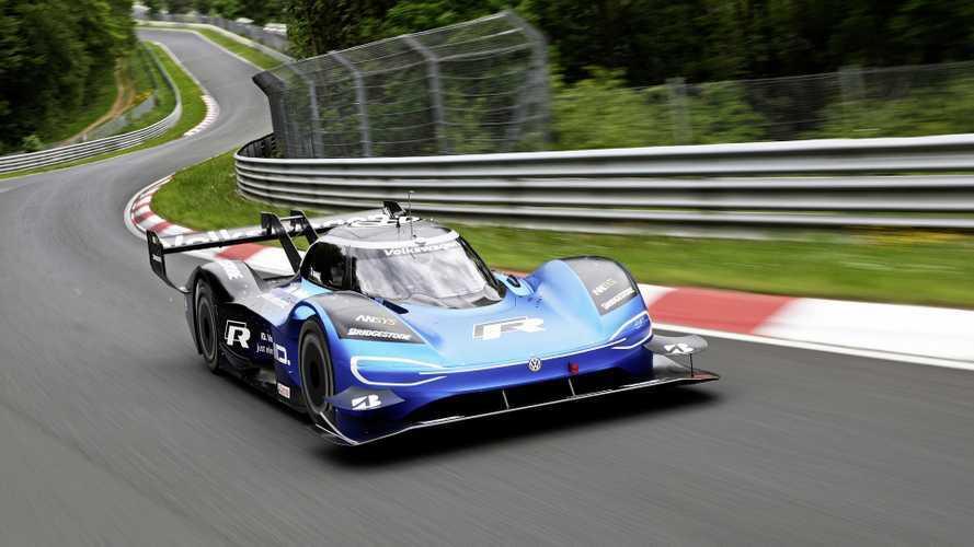 Volkswagen ID.R - Le record du Nürburgring en chiffres