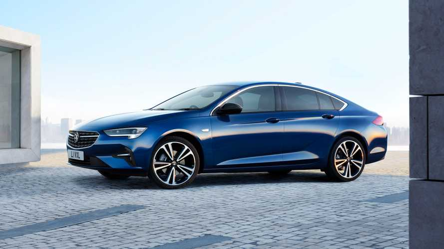 New Vauxhall Insignia starts at just over £23,000