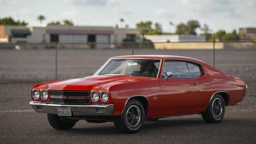 Garage This Rare 1970 Chevy Chevelle Coupe