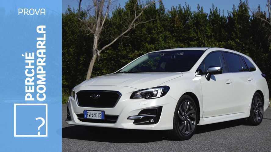 Subaru Levorg (2019), perché comprarla e perché no