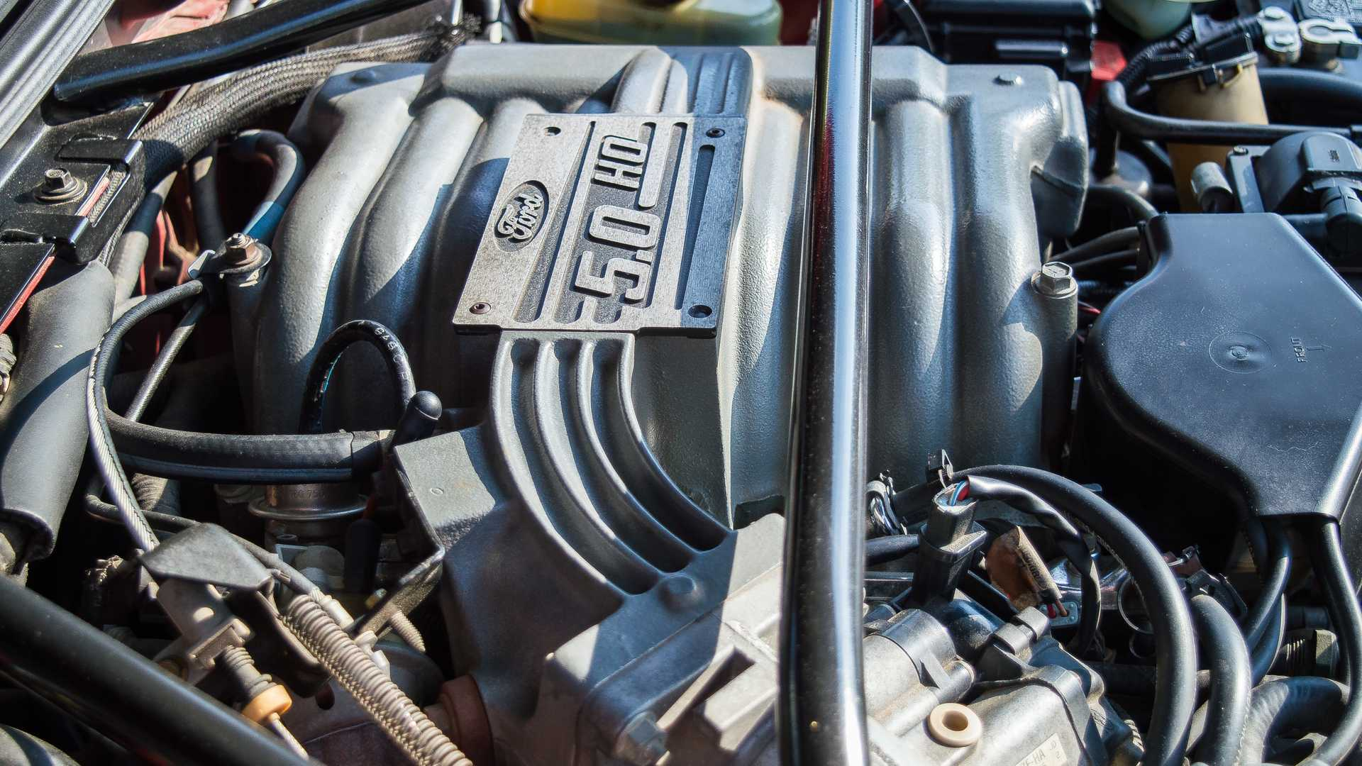 ford coyote 5 0 engine diagram ford s last 5 0 pushrod v8 mustang engine makes surprising hp on dyno  pushrod v8 mustang engine