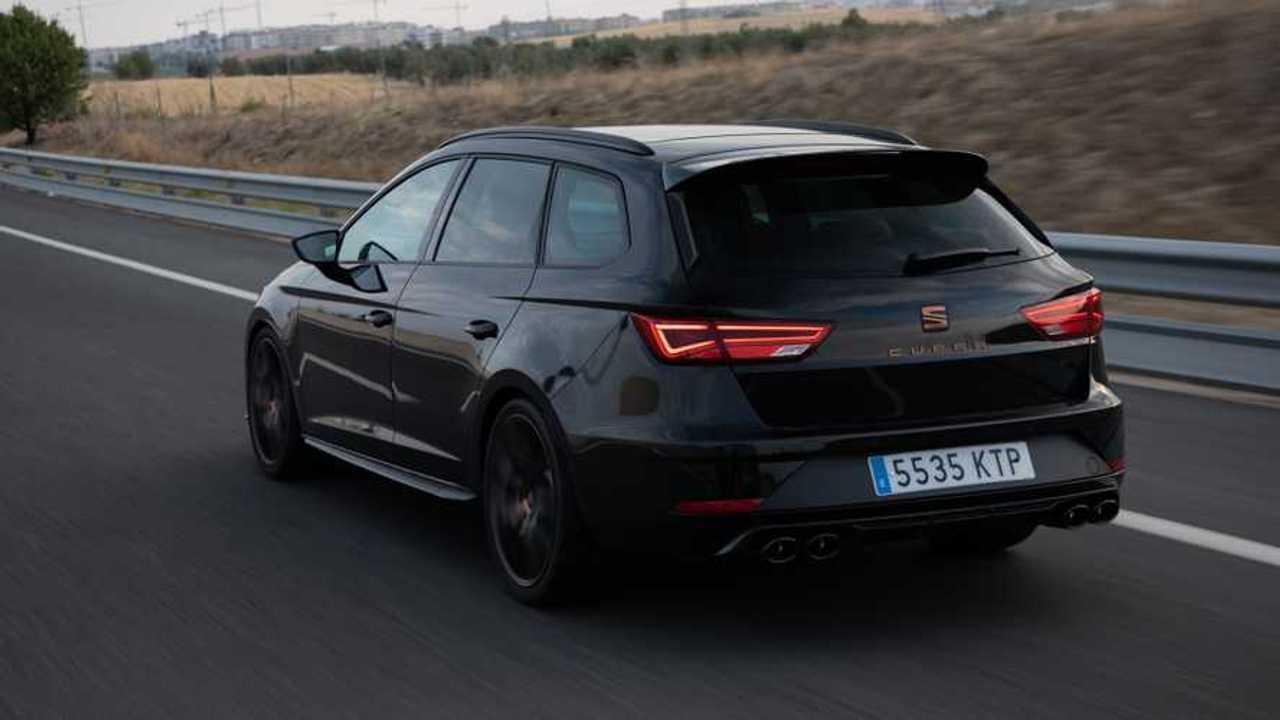 Prueba SEAT León ST CUPRA Black Carbon