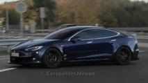 Tesla Model S Plaid Test Videosu