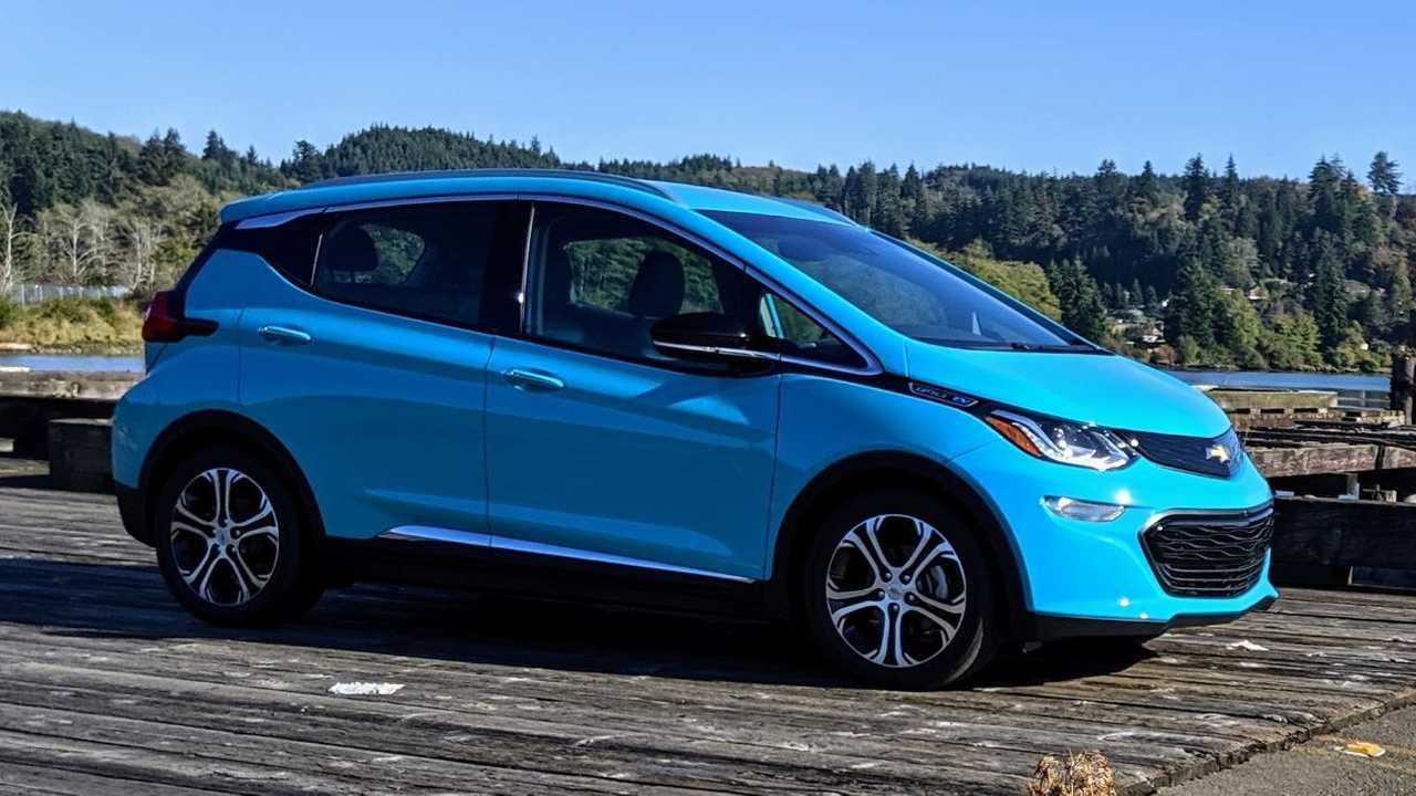 2020 Chevy Bolt Ev First Drive Building A Better Bolt