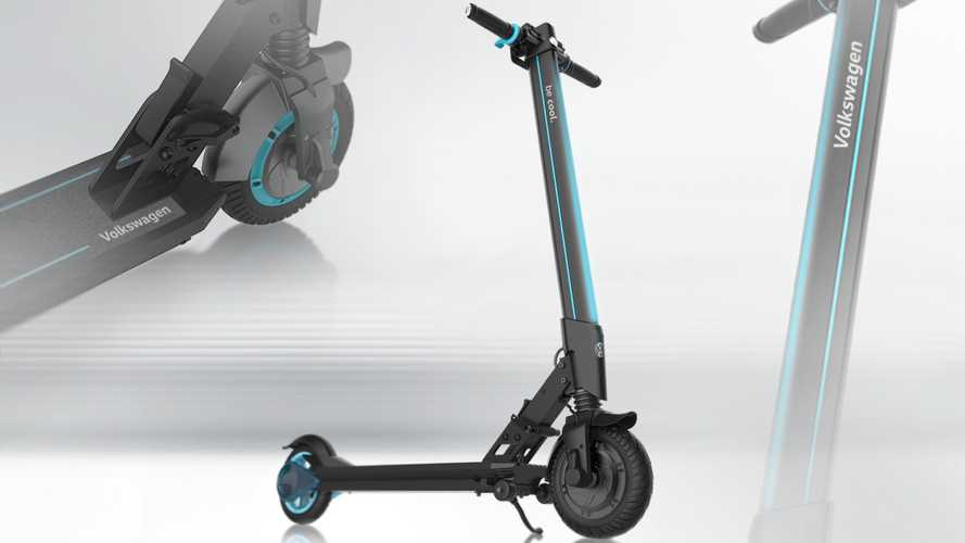 Volkswagen lança bicicleta e patinete elétricos por até R$ 11,5 mil
