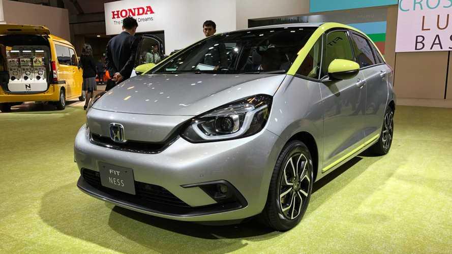Contato: Novo Honda Fit muda para agradar a todos