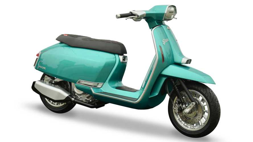 Lambretta Announces New Scooter, Also Promises Electric Version
