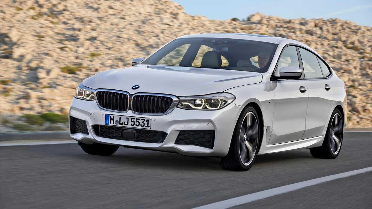 BMW 6 Serisi Gran Turismo ve Gran Coupe