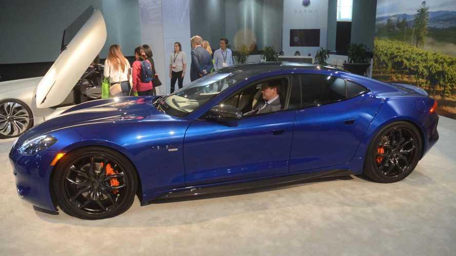 Karma Revero GTS Debuts At The Los Angeles Auto Show: Photos/Videos