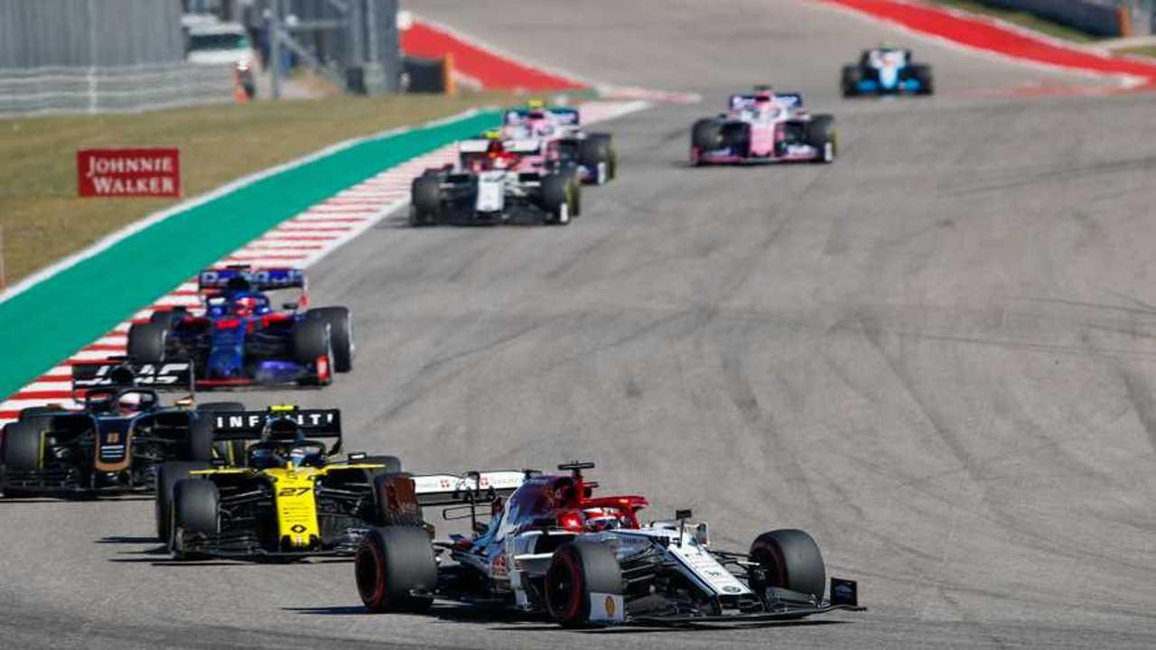 Kimi Raikkonen, USA GP