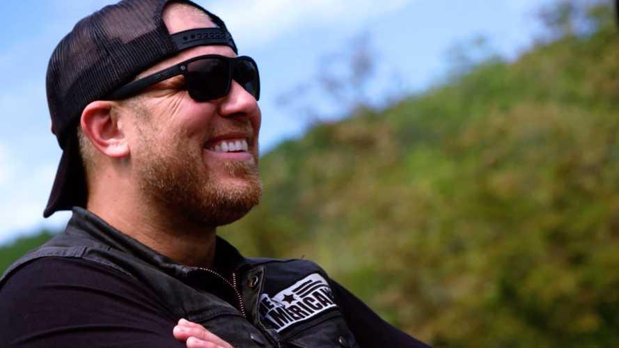 Meet Adam Sandoval, The King Of Motorcycle Road Trips