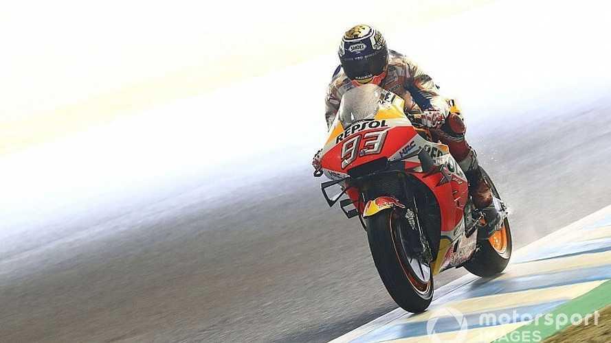 MotoGP: Márquez supera Yamahas e crava 1ª pole em Motegi, Japão