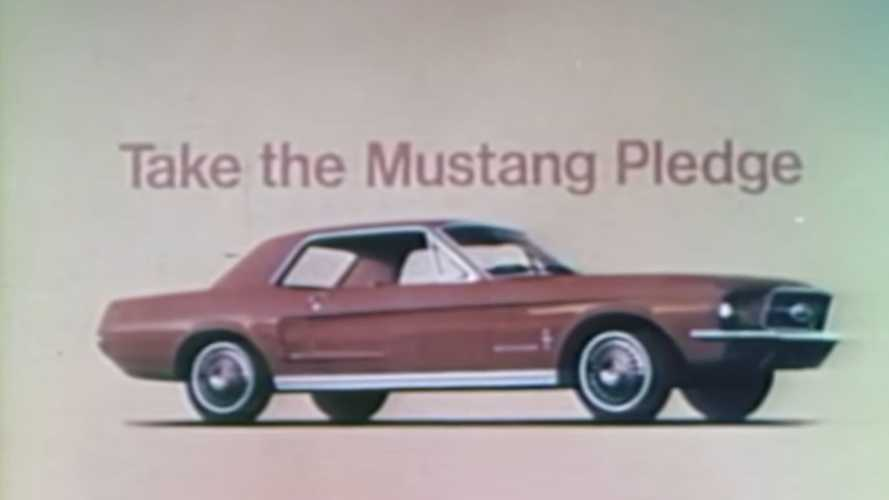 Take The Ford Mustang Pledge