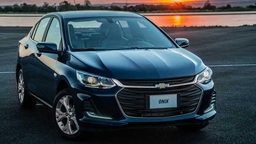 Novo Chevrolet Onix Plus também será produzido no México