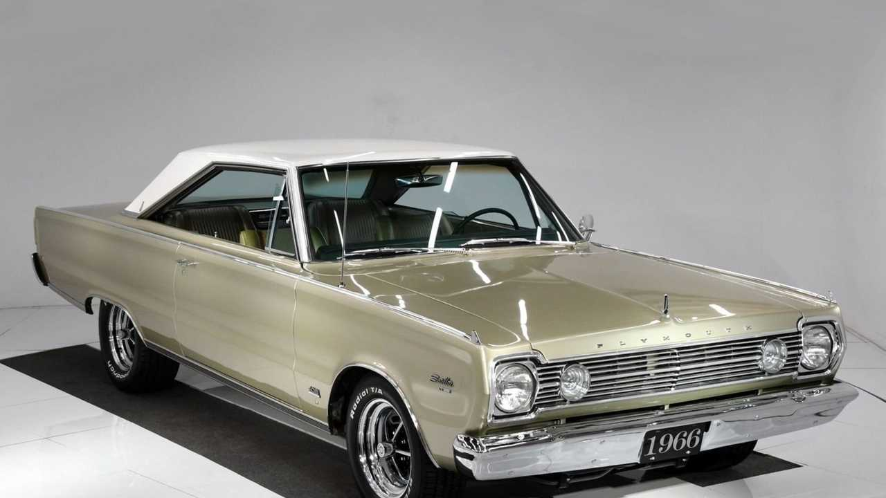 1966 Plymouth Satellite Lets You Shred Serious Rubber