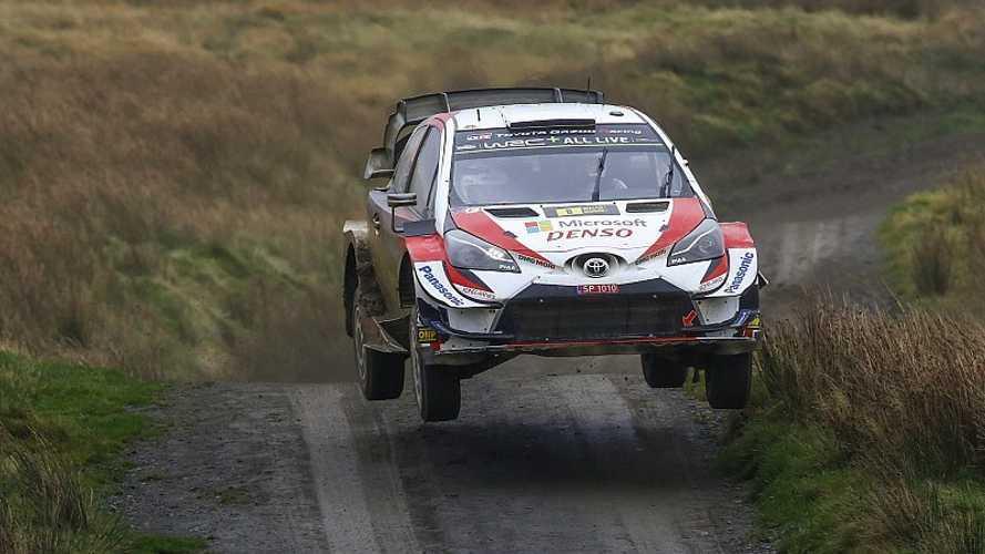 2019 WRC Britanya: Tanak rahat kazandı, şampiyonluğa yaklaştı!