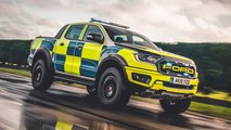 Ford Ranger Raptor Polizia UK