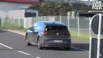 Volkswagen ID.3, un esemplare filmato al Nürburgring