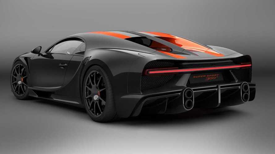 Bugatti Chiron Super Sport 300+: Das schnellste Serienauto der Welt