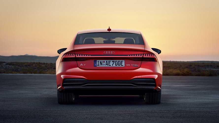 2020 Audi A7 Sportback E Quattro | Motor1.com Photos