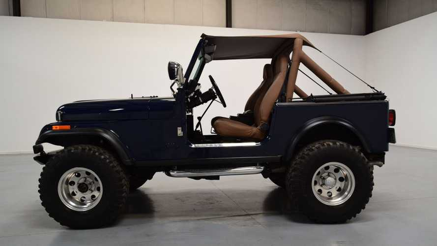 Live The Jeep Life In This 1983 Jeep CJ-7