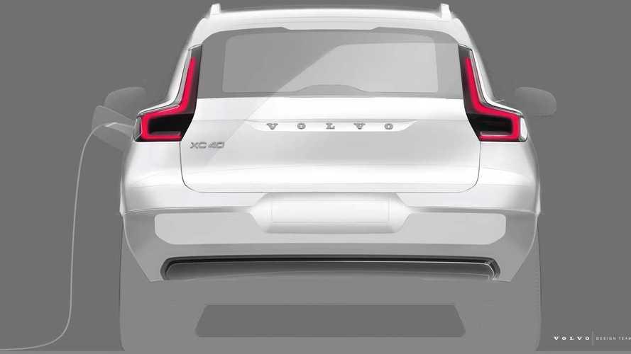 Volvo XC40 EV, a bordo c'è anche Google