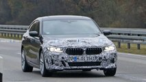BMW 6 Series GT facelift spy photos