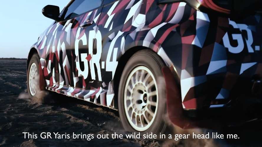 Toyota Yaris GR Teaser Reveals Burbling Exhaust, 'Coming Soon'