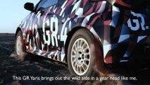 Toyota Yaris GR-4 Teaser enthüllt interessanten Auspuffklang