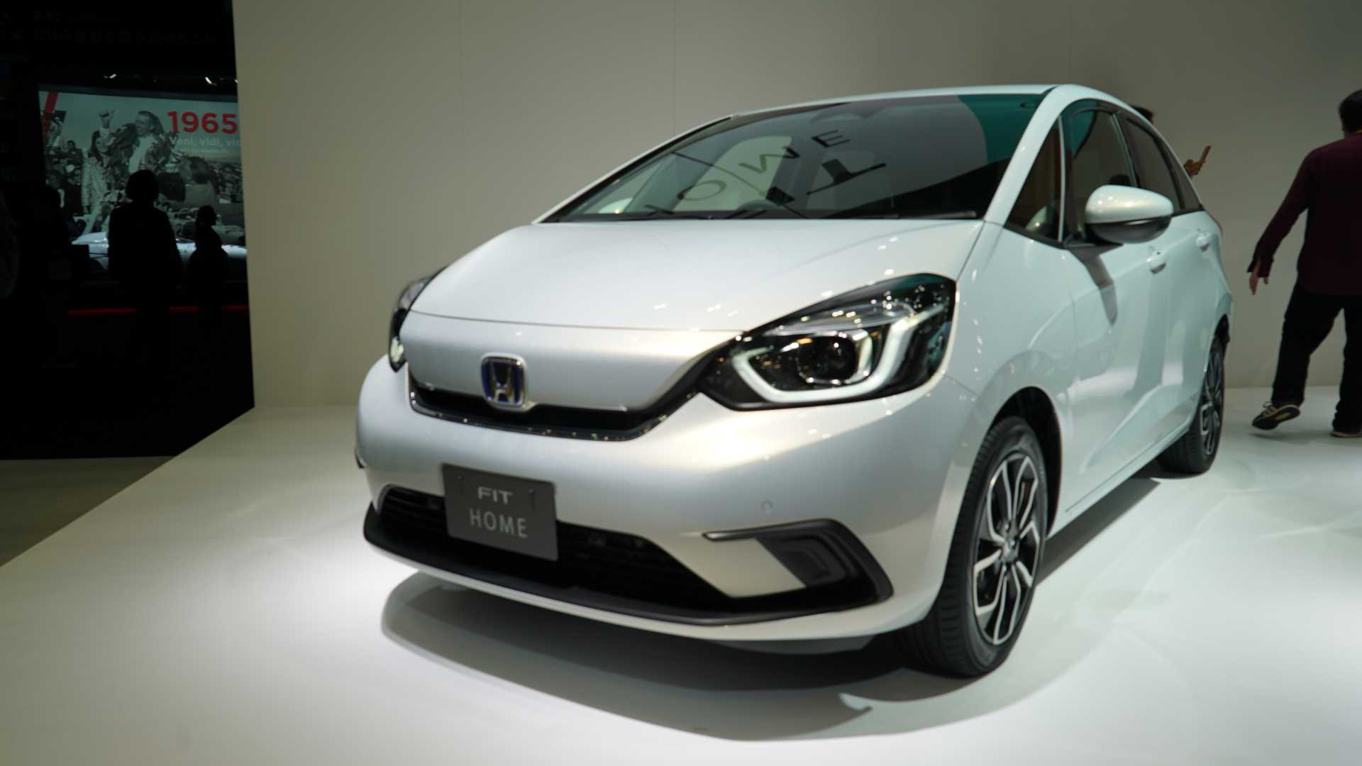 2020 Honda Fit Picture