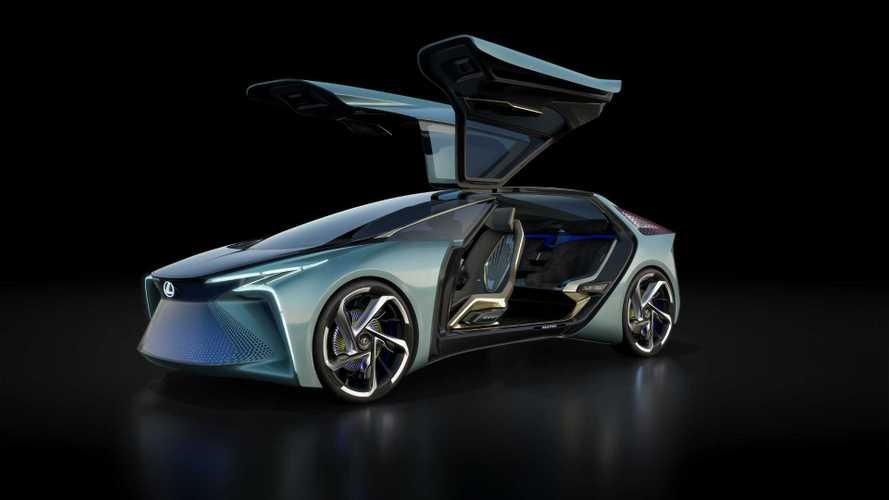 Lexus começará a vender seu primeiro carro 100% elétrico em 2020