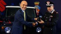 Suzuki Jimny e Ignis all'Arma dei Carabinieri