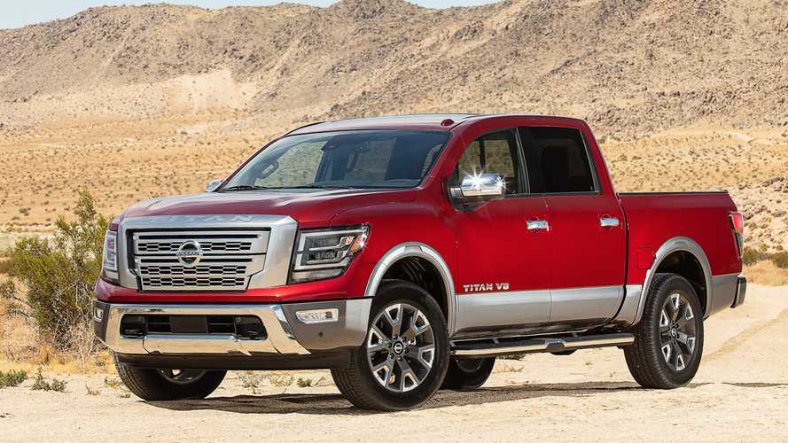 Nissan Titan Electric Pickup Possible With Help From Detroit Startup
