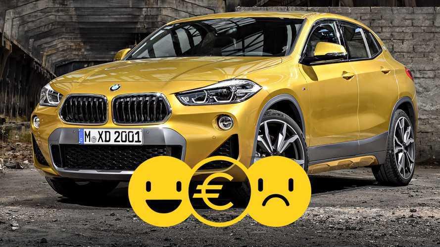 Promozione BMW X2, perché conviene e perché no