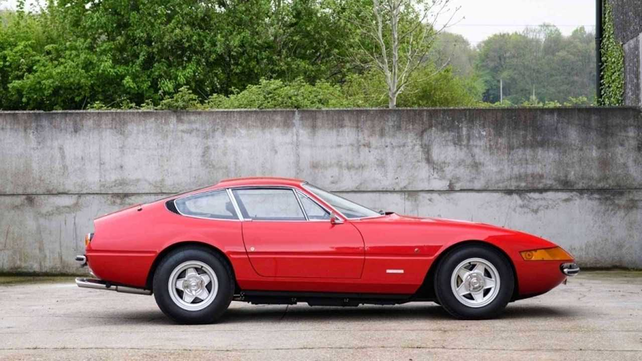 Elton John's Old Ferrari May Sell For Over $100k Less This Year