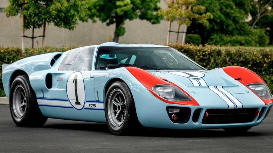 Ford GT40 Кена Майлза из фильма «Ford против Ferrari»