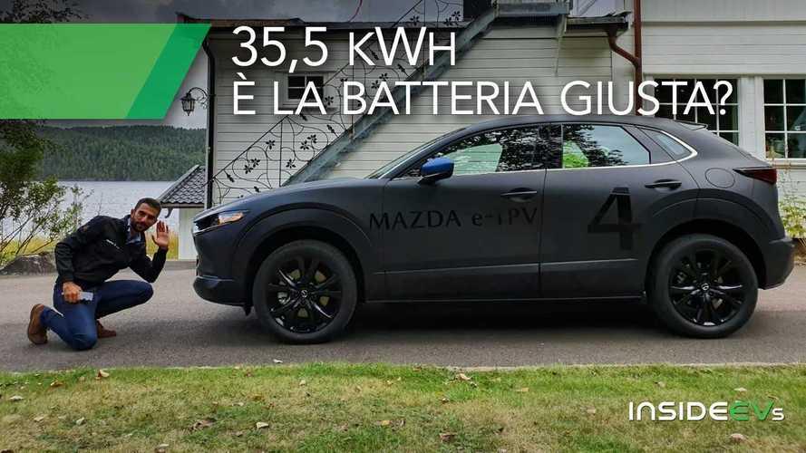 Mazda plant ein Elektroauto: Wir haben erste Details zur Technik
