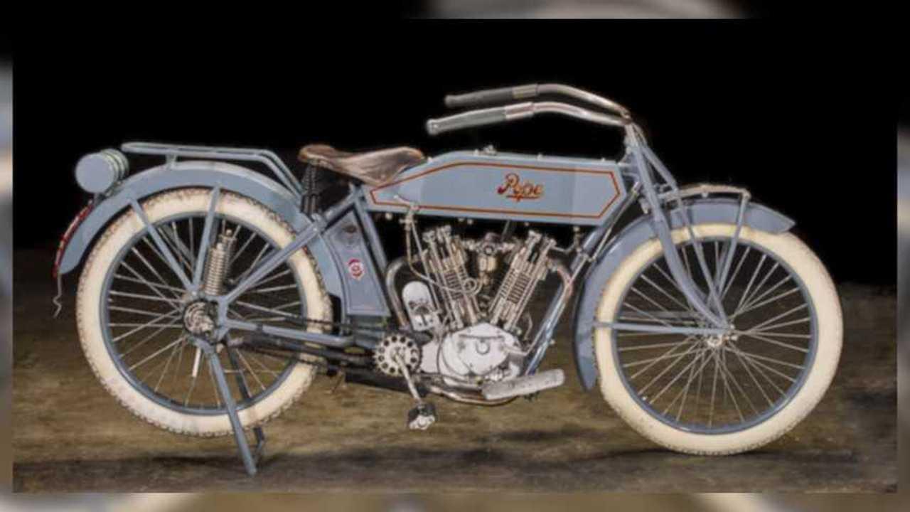 1914 Pope 61ci Model L Twin