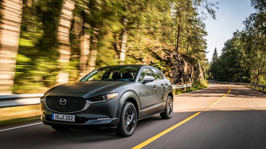 Die Elektro-Pläne von Mazda