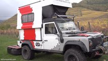land rover defender micro camper