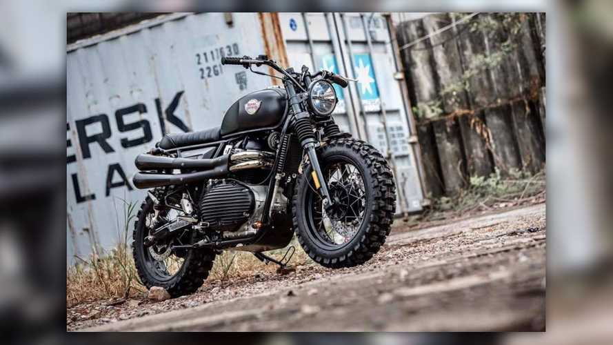 This Custom Scrambler Is The Royal Enfield We Really Want