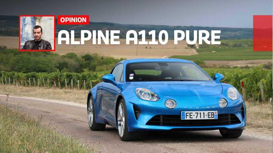 Pourquoi l'Alpine A110 est-elle si géniale ?