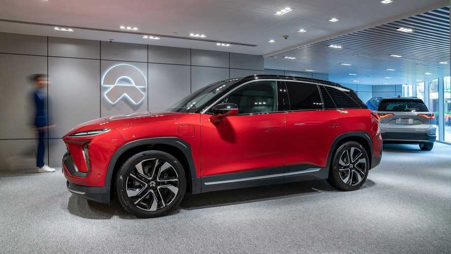 NIO Sales Improve In October 2019 To Over 2,500 ES6 And ES8 Sold