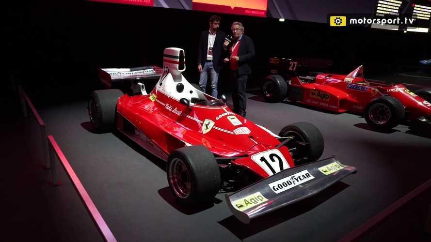 Finali Mondiali Ferrari: dalla 312 alla T, un viaggio nel mito
