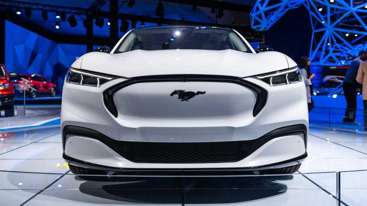 2021 Mustang Mach-E Live Image