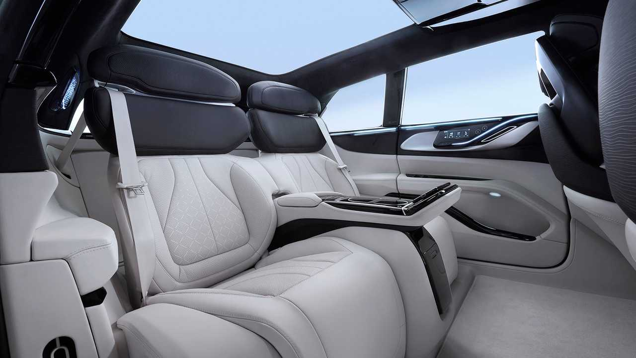 Faraday Future FF 91 Interior