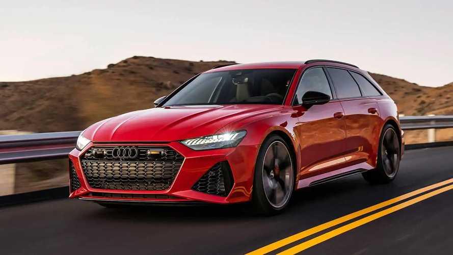 Audi RS 6 Avant (2020) im Test