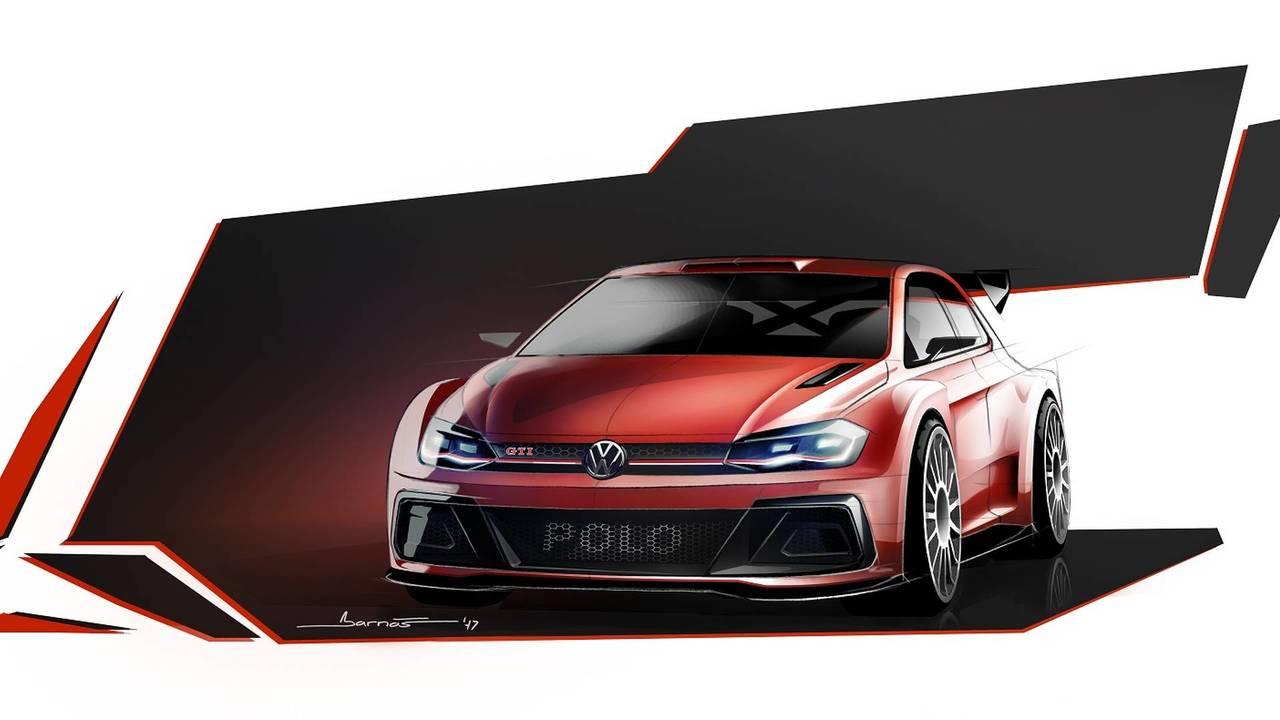 Volkswagen Polo GTI R5 Teaser