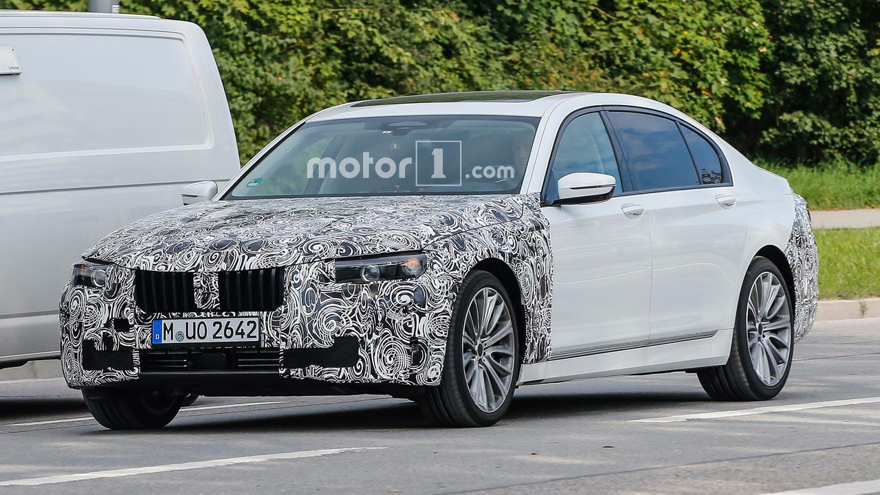 2021 BMW 7 Series Perfection New Interior